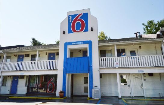 Vista exterior Motel 6 Nashua NH - North