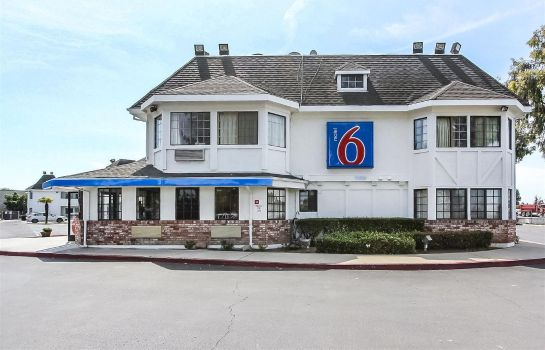 Exterior view MOTEL 6 FREMONT NORTH