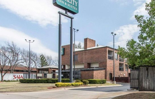 Außenansicht Quality Inn & Suites Oklahoma City
