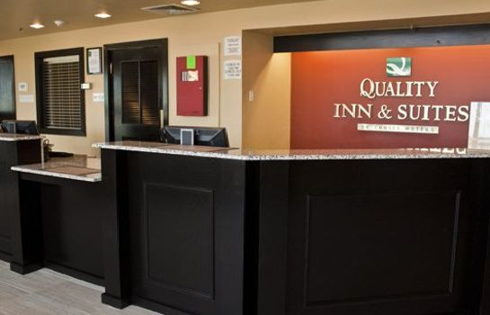 Hotelhalle Quality Inn & Suites Oklahoma City