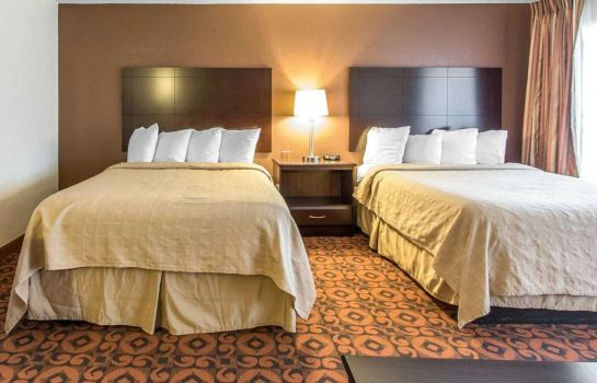 Suite Quality Inn & Suites Oklahoma City