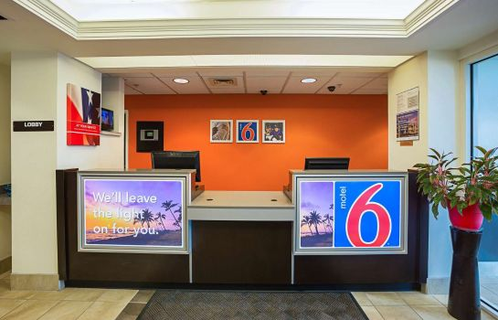 Hotelhal MOTEL 6 GRAND ISLAND