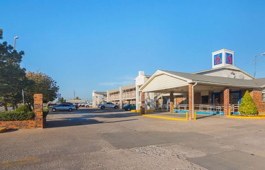 Vista exterior MOTEL 6 LAWTON