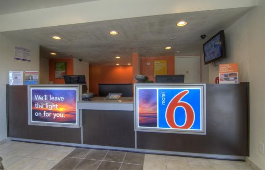Hall MOTEL 6 ORLANDO WINTER PARK