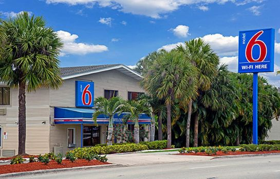 info MOTEL 6 FT LAUDERDALE