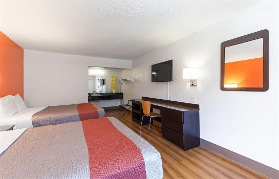 Chambre MOTEL 6 HOUSTON RELIANT PARK