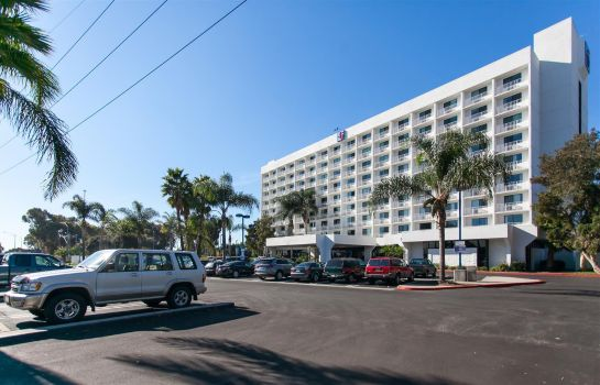 Buitenaanzicht MOTEL 6 LOS ANGELES LAX