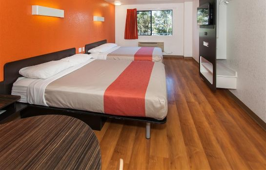Chambre Motel 6 Los Angeles CA - LAX