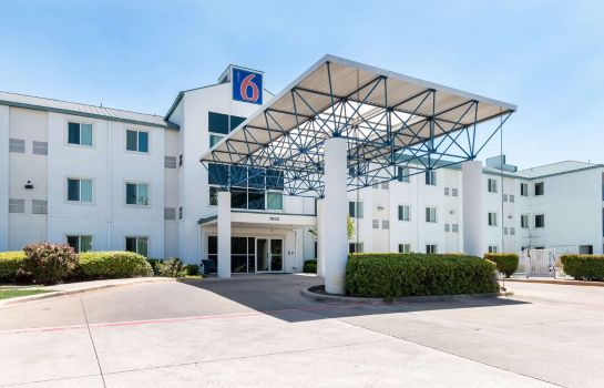 Vista esterna MOTEL 6 DALLAS FORT WORTH AIRPORT NORTH