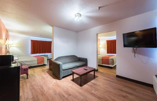 Chambre MOTEL 6 JUNCTION