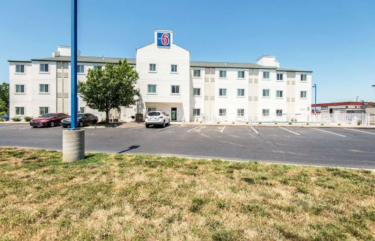 Vista esterna MOTEL 6 JUNCTION CITY