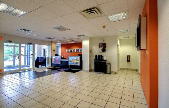 Lobby MOTEL 6 PHILADELPHIA - KING OF PRUSSIA