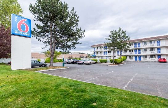 Vista esterna MOTEL 6 SEATTLE NORTH KIRKLAND