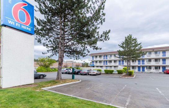 Außenansicht MOTEL 6 SEATTLE NORTH KIRKLAND