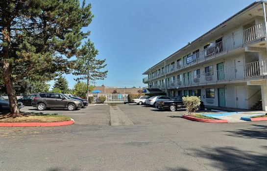 Buitenaanzicht MOTEL 6 SEATTLE NORTH KIRKLAND