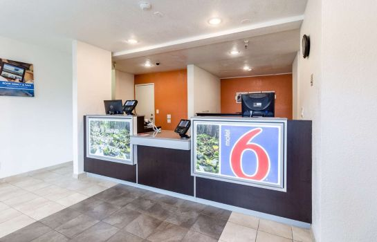Hol hotelowy MOTEL 6 SEATTLE NORTH KIRKLAND