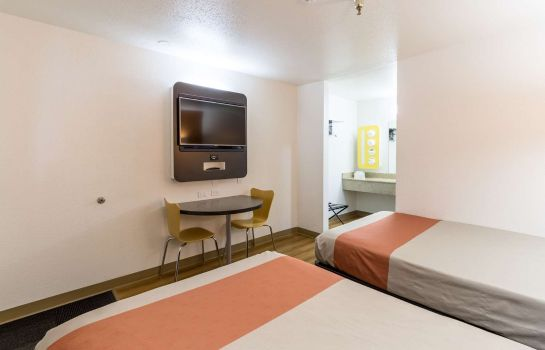 Chambre MOTEL 6 SEATTLE NORTH KIRKLAND
