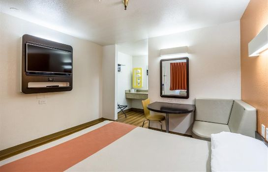 Pokój MOTEL 6 SEATTLE NORTH KIRKLAND