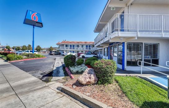 Außenansicht MOTEL 6 VALLEJO SIX FLAGS WEST