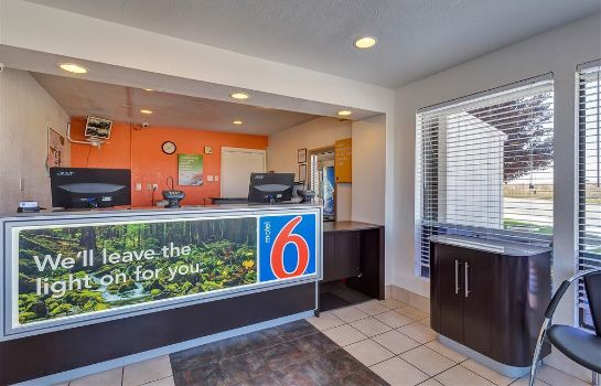 Hotelhalle MOTEL 6 VALLEJO SIX FLAGS WEST