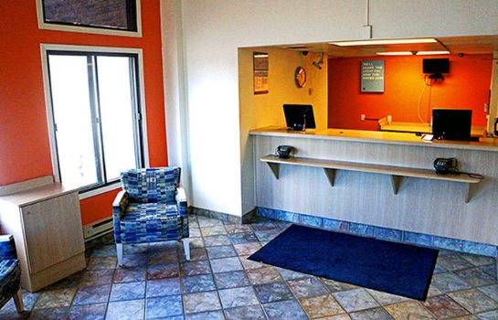 Hotelhal MOTEL 6 MINNEAPOLIS SOUTH LAKEVILLE