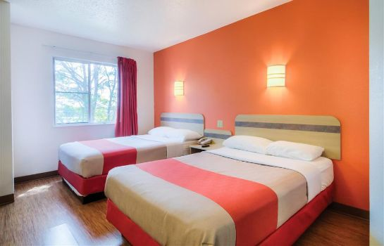 Zimmer MOTEL 6 MINNEAPOLIS SOUTH LAKEVILLE