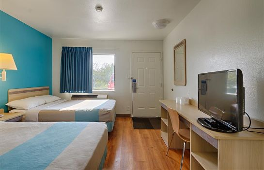 Chambre MOTEL 6 WASHINGTON