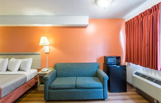 Chambre MOTEL 6 LAWRENCE KS