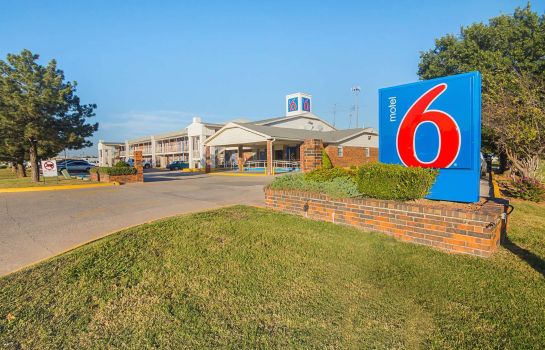 Vista esterna MOTEL 6 LAWTON