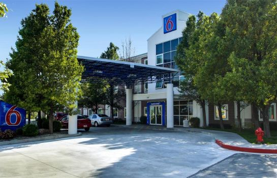 Vista exterior MOTEL 6 SALT LAKE CITY - LEHI
