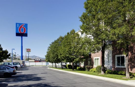 Vista esterna MOTEL 6 SALT LAKE CITY - LEHI