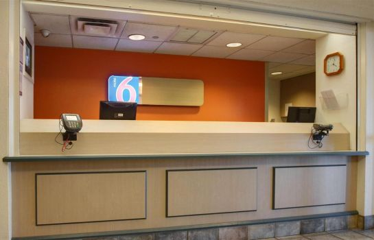 Hol hotelowy MOTEL 6 SALT LAKE CITY - LEHI