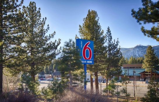 Vista esterna MOTEL 6 MAMMOTH LAKES