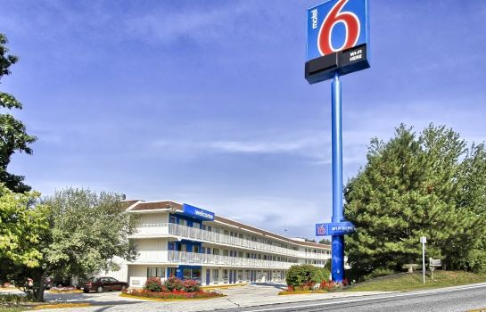 Vista esterna MOTEL 6 HARRISBURG - HERSHEY SOUTH
