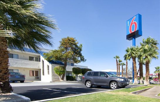 Außenansicht MOTEL 6 PALM SPRINGS NORTH
