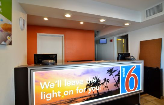 Hotelhal MOTEL 6 PALM SPRINGS NORTH