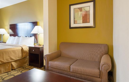 Chambre Rodeway Inn and Suites Winnfield