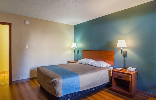 Kamers MOTEL 6 PORTLAND DOWNTOWN