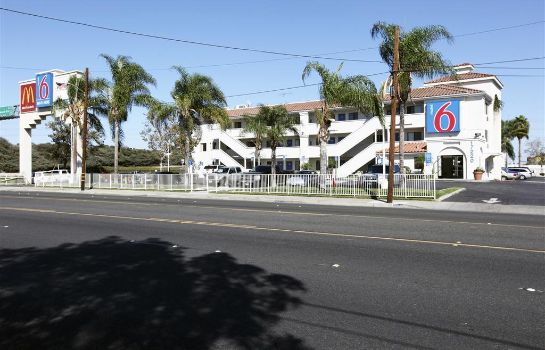 Vista exterior MOTEL 6 LOS ANGELES-BELLFLOWER