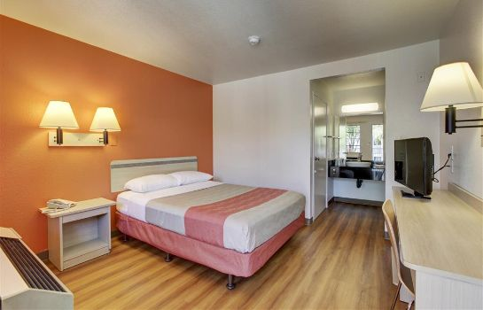 Chambre MOTEL 6 LOS ANGELES-BELLFLOWER
