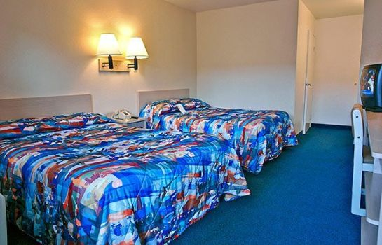 Zimmer MOTEL 6 LOS ANGELES-BELLFLOWER