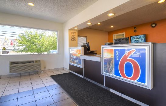 Hall MOTEL 6 LAS VEGAS - I-15