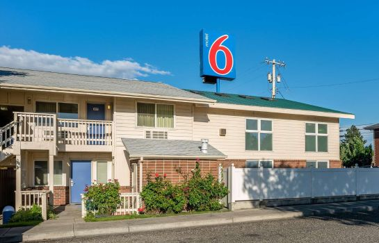 Vista esterna MOTEL 6 CLARKSTON
