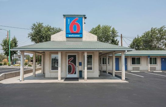 Exterior view MOTEL 6 FALLON NV