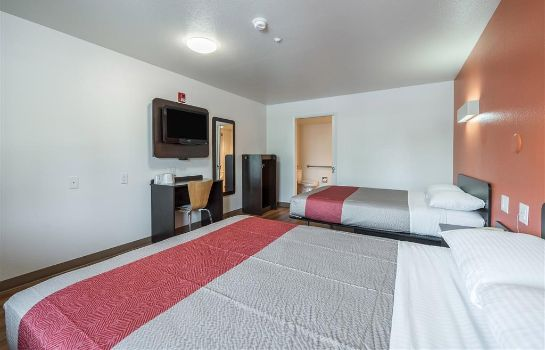 Chambre MOTEL 6 FALLON NV