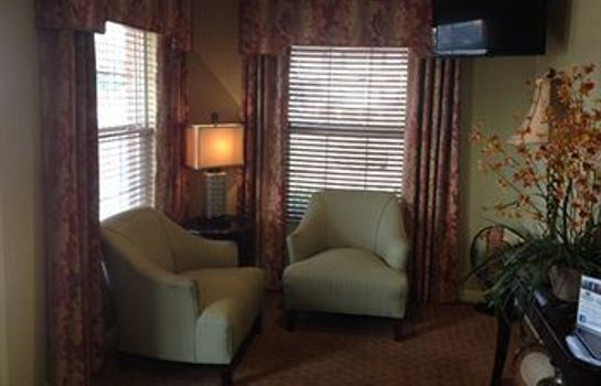 Reception InTown Suites Prattville