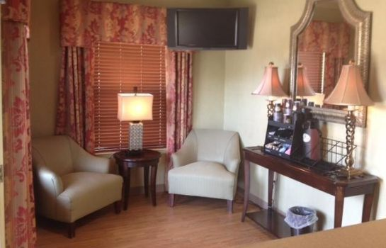 Hol hotelowy InTown Suites Prattville