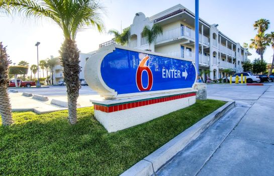Vista exterior MOTEL 6 OCEANSIDE