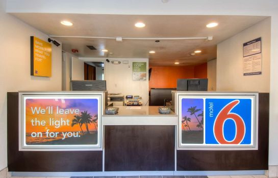 Hall MOTEL 6 OCEANSIDE