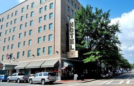 Vue extérieure an Ascend Hotel Collection Member Gov Dinwiddie Hotel Old Towne